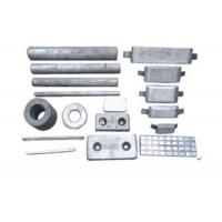 Buy cheap Anti-corrosion Zinc anode for boats / Zinc boat hull anodes US military standard from wholesalers