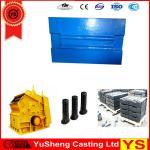 Buy cheap impact crusher spare parts, impact crusher blow bar, impact crusher hammer from wholesalers