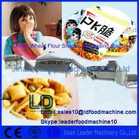 Buy cheap China 380v/50Hz Screw Self-cleaning Excellent Quality fried wheat flour snacks machinery from wholesalers