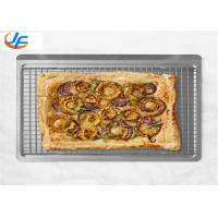 Buy cheap Cooling Commercial Baking Trays , All Clad 14 X 17 Sheet With Cooling Rack from wholesalers