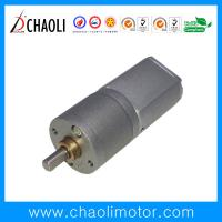Buy cheap Low Speed DC Spur Gear Motor CL-G20-F130 For Storage Box And Safe Box product