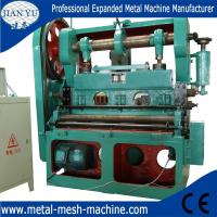Buy cheap 2016 Hot sale JQ25-25 High Speed Expanded Metal Machine from wholesalers