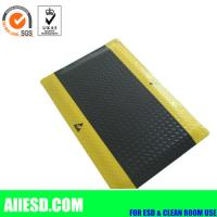 Buy cheap PVC Top, EPDM in middle layer, rubber bottom Cleanroom Anti-fatigue Mat from wholesalers