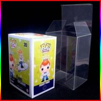 Buy cheap Custom funko pop protector, clear box made in china from wholesalers