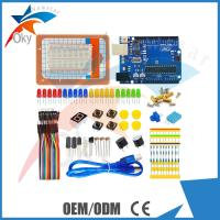 Buy cheap Based diy educational learning starter kit for Arduino 400 holes bread board USB Cable 255g from wholesalers