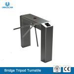 Buy cheap High Sensitivity Pedestrian Tripod Turnstile Gate UT550-C Access System Support Fire Alarm from wholesalers