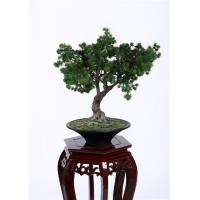 Buy cheap Hand Crafted Faux Indoor Pine Tree Minimal Care Beautiful Artificial Arrangement product