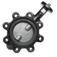 Buy cheap OEM Ductile Iron Centerline Butterfly Valves , Lug Style Butterfly Valve from wholesalers