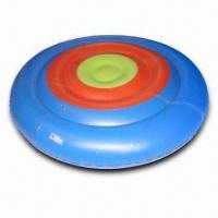 Wholesale Round-shaped Inflatable Jumping Cushion, Available in Various Colors, Designs and OEM Orders from china suppliers