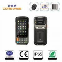 Buy cheap android rugged wilreless wifi 3g nfc card reader with rfid reader,barcode scanner from wholesalers