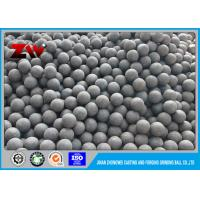 Power Plant / Mining High Performance steel grinding media balls HRC 60-68