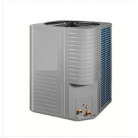 Buy cheap Waterproof Heat Pump Hot Water Heater With DC Inverter Brushless Motor from wholesalers