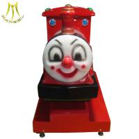 Buy cheap Hansel coin operated amusement rides for sale train kiddie rides for sale from wholesalers