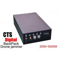 Wholesale Backpack Drone Radio Jammer Digital Source With Multi Frequency And 3000M Range from china suppliers