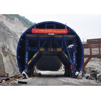 Buy cheap High Stiffness Tunnel Formwork System Hydraulic Tunnel Lining Formwork Stable Structure from wholesalers