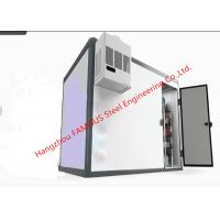 Buy cheap Small Size Home Walk In Freezer For Fruit Vegetables And Meat Storage from wholesalers