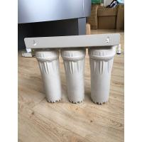 Buy cheap Three Stage Household Water Filter Undersink For Supply Safe Drinking Water from wholesalers