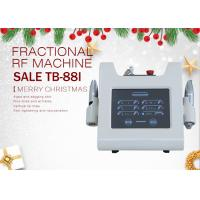 Buy cheap Portable Fractional RF Microneedle Machine 0.5-3mm Adjustable  For Wrinkle / Stretch Mark Removal / Skin Rejuvenation from wholesalers