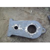 Buy cheap High Mn Steel Crusher Hammer Castings Crusher Spare Parts For Mine Mills Cement Mills from wholesalers