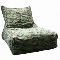 Buy cheap Bean Bag Chair for Living Room or Outdoor with EPS Beads Filling from wholesalers