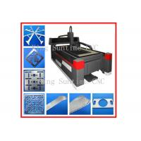 Buy cheap ectrical Appliances Fiber Laser Cutting Machine Compatible Software CAD / CAM from wholesalers