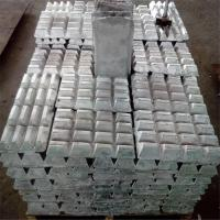 Buy cheap Aluminium master alloy , Al Zr alloy Alzr Promote deformation from wholesalers