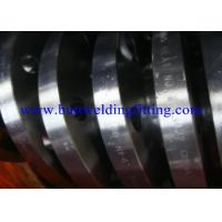 Buy cheap Slip On Weld Flange Dimensions 150 A182 F48 UNS S32304 Alloy Steel Flange from wholesalers
