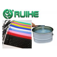 Buy cheap Anti - Yellowing Liquid Silicone Rubber For Computer Keys Products Excellent Resilience from wholesalers