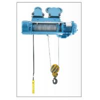 China 0.25t - 10t Industrial Wire Rope Electric Wire Rope Hoist Varying Velocity Winch Hoist on sale