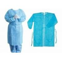 Buy cheap Dental Medical Tyvek Disposable Lab Gowns Plus Size Lab Coats Breathable For Body from wholesalers