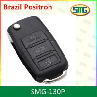 Buy cheap SMG-130p Replace brazil positron 433.92MHz remote key car alarm system from wholesalers