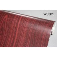Buy cheap Eco - Friendly 3D Non - Pasted Living Room Wallpaper Wooden Style Wallpaper from wholesalers