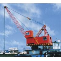 Buy cheap Mechanical Lifting Equipment Air Control 5 Ton Stationary Slewing Mobile Crane from wholesalers