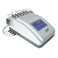 Buy cheap Painless 650nm 8 Diodes Laser Lipo Machines Body Slimming Lipolysis Equipment from wholesalers