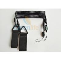 Wholesale Police Equipment Plastic Retention Lanyard Handy Tool Secure Pistol Dropping from china suppliers
