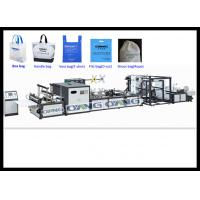 Wholesale Auto Eco PP Non Woven Bag Making Machine , Fabric Bag Machinery from china suppliers
