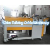 Wholesale good quality lan network cable wire extrusion production line China tellsing supply for electrical wire factory from china suppliers