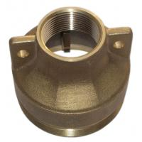 Brass CNC Machining  part hydraulic cylinder head assembly Bead blast Manufactures