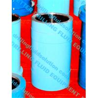 """Buy cheap 6"""" Mud Pump Liner Hardened Singel Metal Liner Green Color F/OPI 700HDL Triplex Mud Pump Fluid End Consumable Parts from wholesalers"""