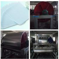 Wholesale paper soap make machine cleaning solid laundry sheets for clothes biodegradable from china suppliers