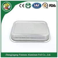 Buy cheap Aluminum  foil Multicolor BBQ Using Custom Made fruit container from wholesalers