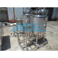 Buy cheap SUS304/316 Mobile Perfume Storage Tank High Quality Stainless Steel Chemical Mobile Tank from wholesalers
