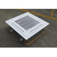 Buy cheap M style 4-Way Cassette Fan Coil Unit 2 pipe system 400CFM drained by water pump from wholesalers