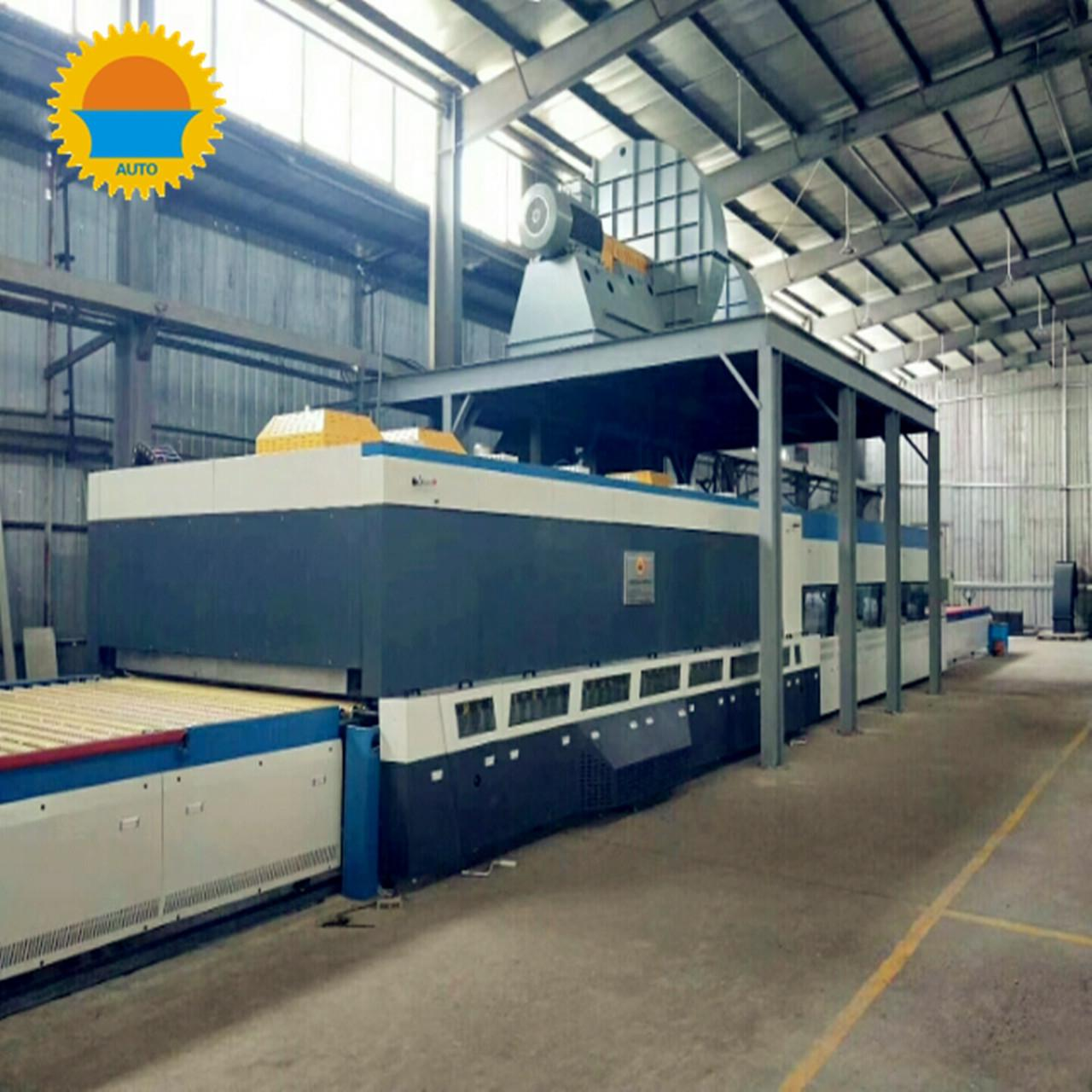Buy cheap 19 Loads / H Tempered Glass Manufacturing Machine High Efficiency For Solar Energy from wholesalers