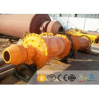 Buy cheap Ф2200×4500 HongJi Ball Mill Machine Industrial For Stone Powder Grinding from wholesalers