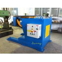 Buy cheap 1.1 Kw Hydraulic Welding Positioner Hand Panel Control 0.1-1 RPM Rotation Speed from wholesalers