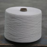 Buy cheap Natural Fiber 39Nm Soft Hemp Yarn for Knitting Fabric Environmentally Friendly from wholesalers