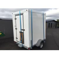 Buy cheap 20 Feet Refrigerated Truck Bodies With Rapid Assembly FRP Profiles And PU Insulation from wholesalers