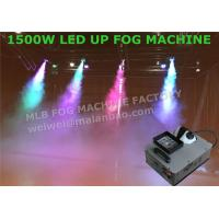 Wholesale High Velocity Vertical RGB DMX512 LED Up Shot Fog Machine For Colored Smoke from china suppliers