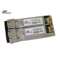 Buy cheap 80KM 10 Gbps Sfp Modules SFP-10G-BX80D-I Compatible from wholesalers